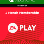 1 Month EA Play Xbox One – Download Code