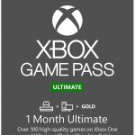 1 Month Game Pass Ultimate With Xbox Live