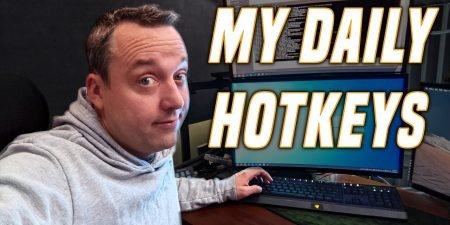 10 Hotkeys That Save You Time
