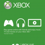 12 Month Xbox Live Gold-min