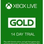 14 Day Xbox Live Gold Trial Xbox One – Download Code