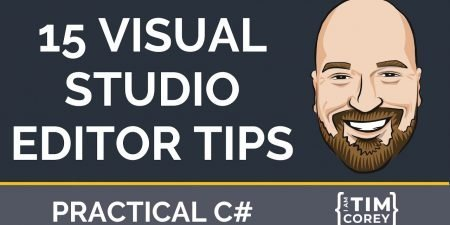 15 Visual Studio Editor Tips including Intellicode and EditorConfig