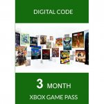 3 Month Game Pass Xbox One – Download Code
