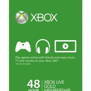 48 Hour Xbox Live Gold Trial Xbox One – Download Code
