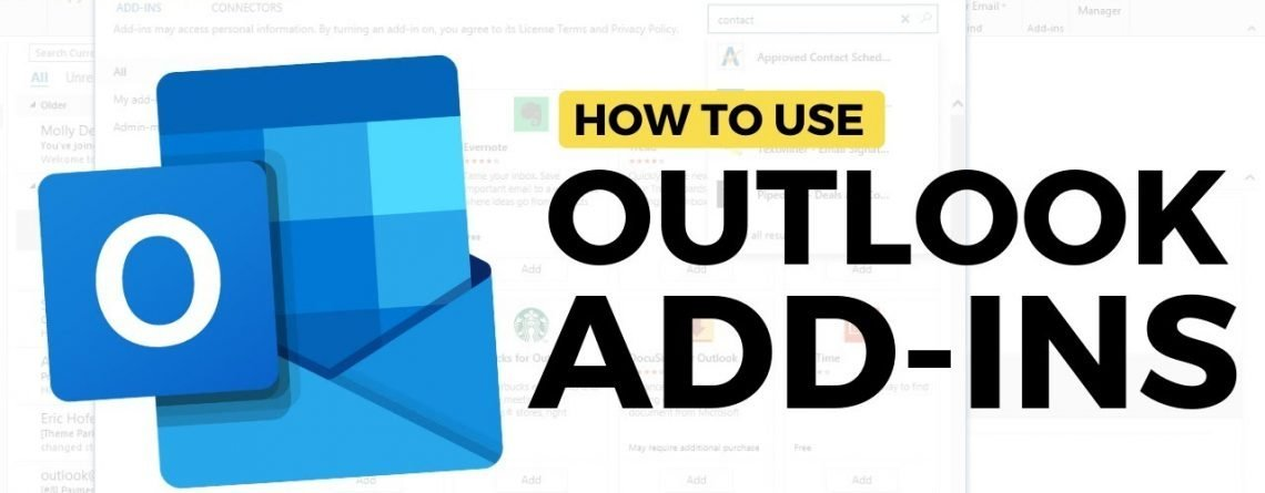 5 Productive Outlook Email Add-Ins