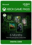 6 Month Game Pass Xbox One – Download Code