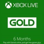 6 Month Xbox Live Gold-min