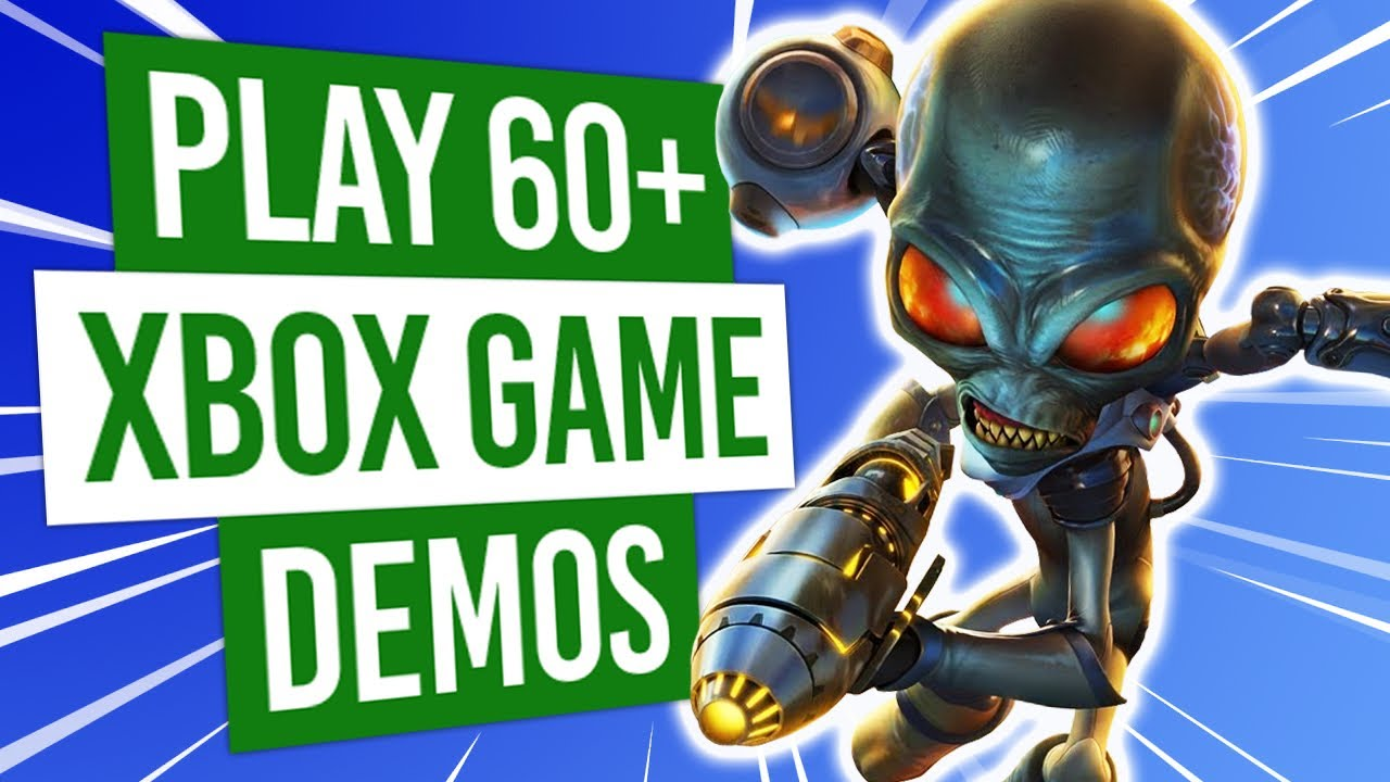 60+ FREE Demos To Play On Your Xbox One!   Xbox Summer Game Fest