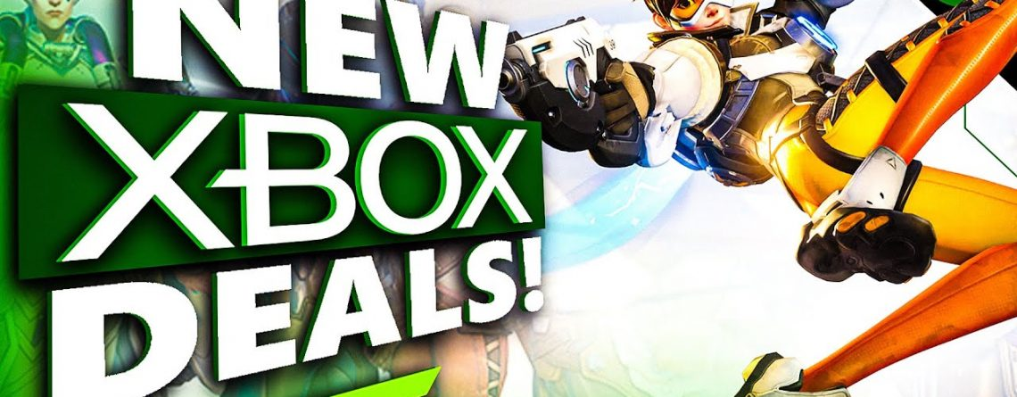 80% OFF XBOX GAMES | Outriders, Overwatch, The Sims 4 + MORE | Xbox Deals of the Week