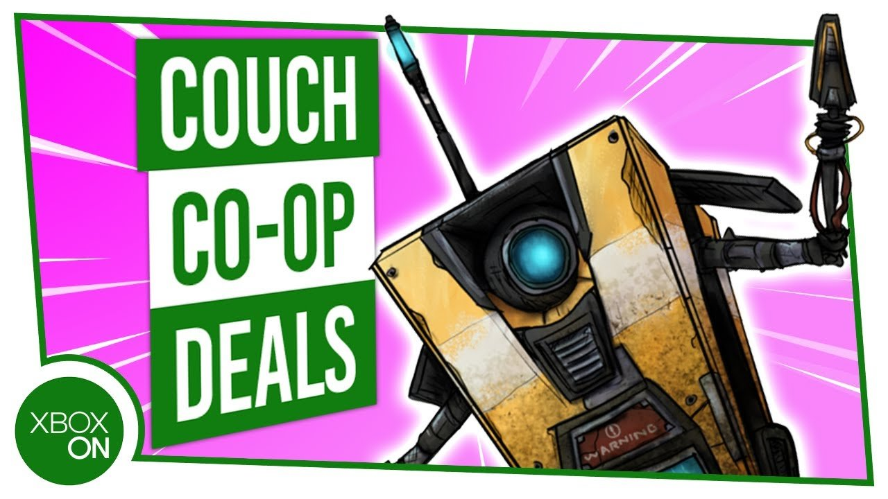 80% OFF Xbox Couch Co-op Games! | Xbox Deals of the Week