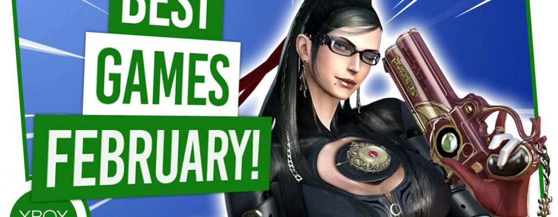 BEST Xbox Games In February 2020