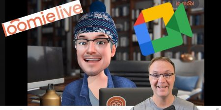 Create a Personal 3D Avatar for Google Meet