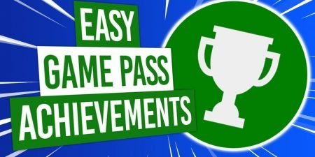 EASY ACHIEVEMENTS On Xbox Game Pass
