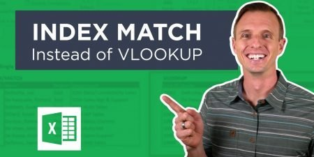 Excel INDEX MATCH Explained (An Alternative to VLOOKUP)