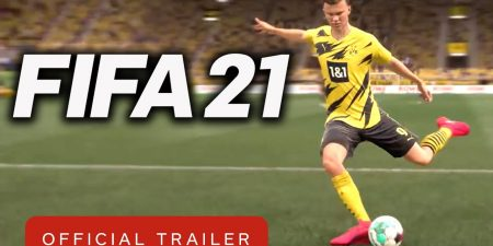 FIFA 21 - Official Gameplay Trailer