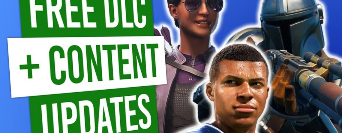FREE DLC & Content Updates On Xbox | December 2020