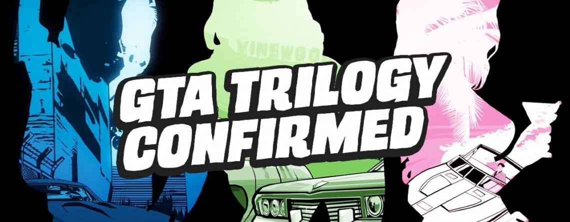GTA Trilogy Is Actually Happening