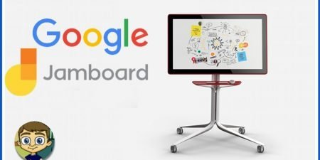 Google Jamboard Software Tutorial