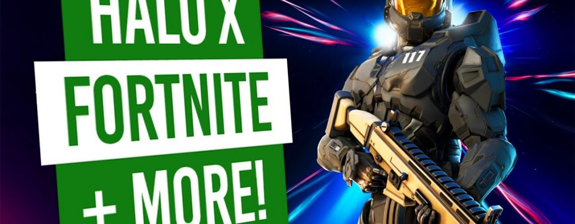 Vevo Digital Huge Xbox News Among Us Coming To Xbox Game Pass Perfect Dark Announced Halo X Fortnite Playing some halo custom games, but fortnite, but its halo? vevo digital