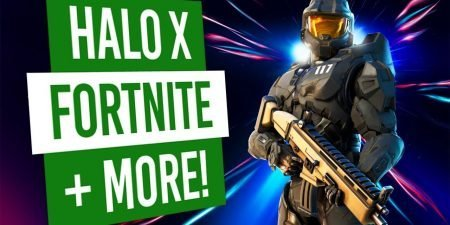 HUGE XBOX NEWS | Among Us Coming To Xbox Game Pass, Perfect Dark Announced + Halo x Fortnite!