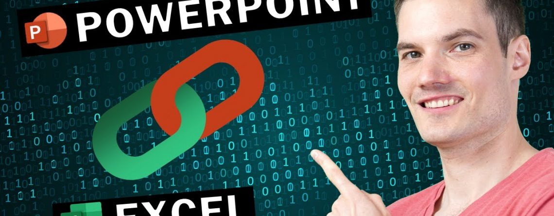 How to Link Excel to PowerPoint to Update Data Automatically