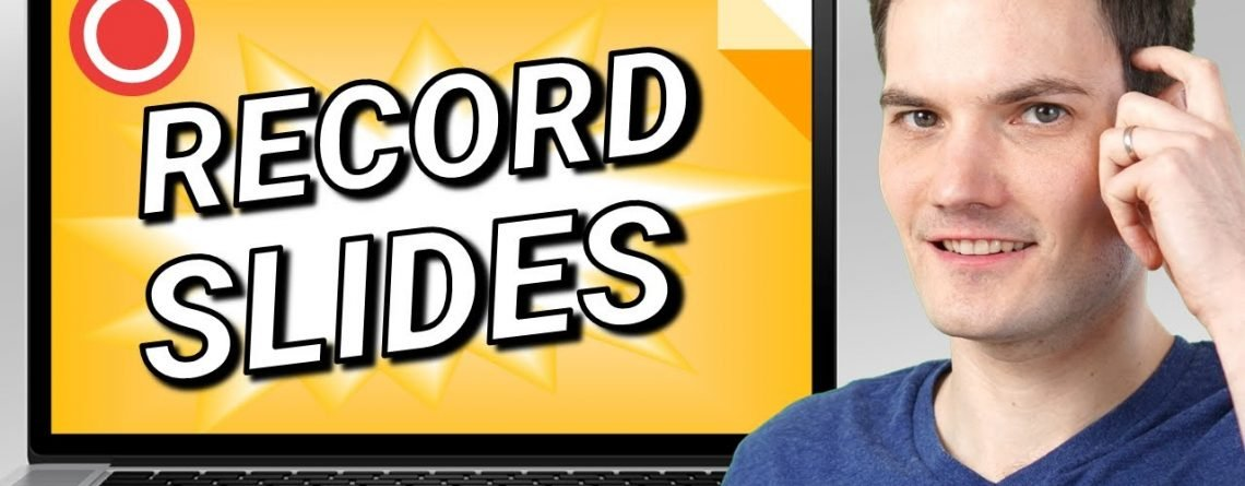 How to Record Google Slides as Video