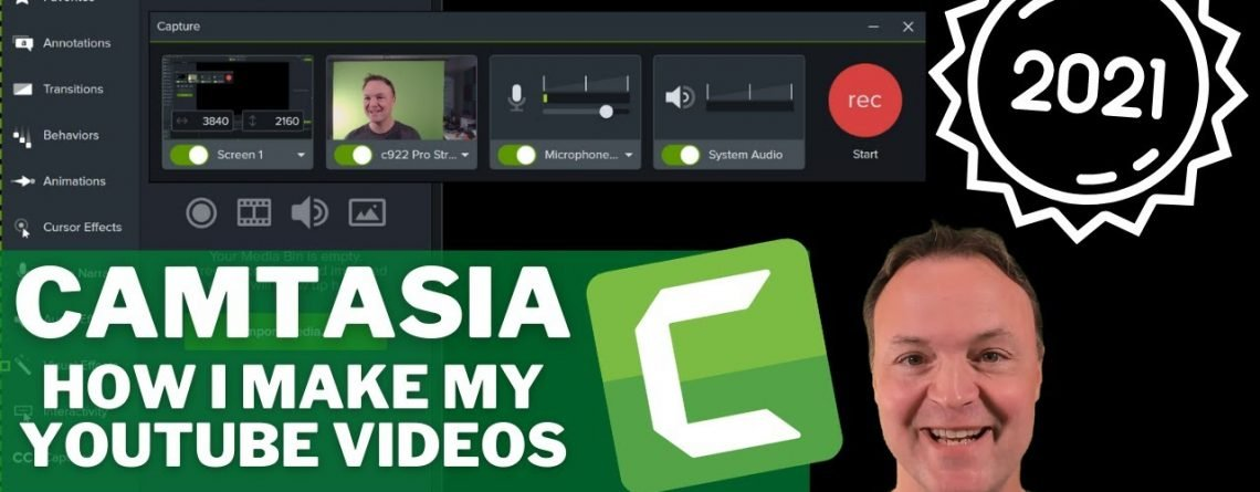How to Use Camtasia with Tips and Tricks - 2021 Beginner's Guide