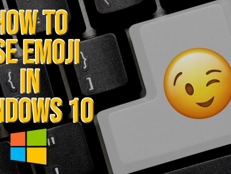 How to Use Emoji in Windows 10 Like a Pro 😉