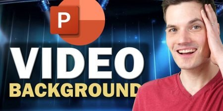 How to add Video Background to PowerPoint Presentation