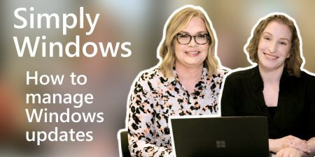 How to manage Windows updates