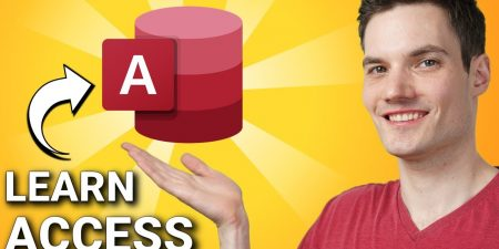 How to use Microsoft Access - Beginner Tutorial