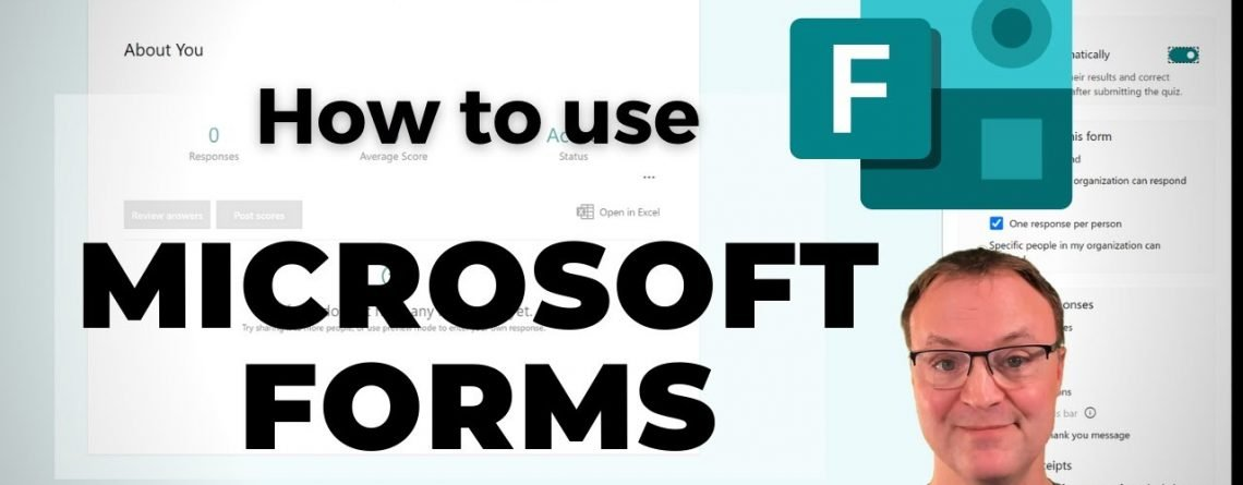 How to use Microsoft Forms for Beginners