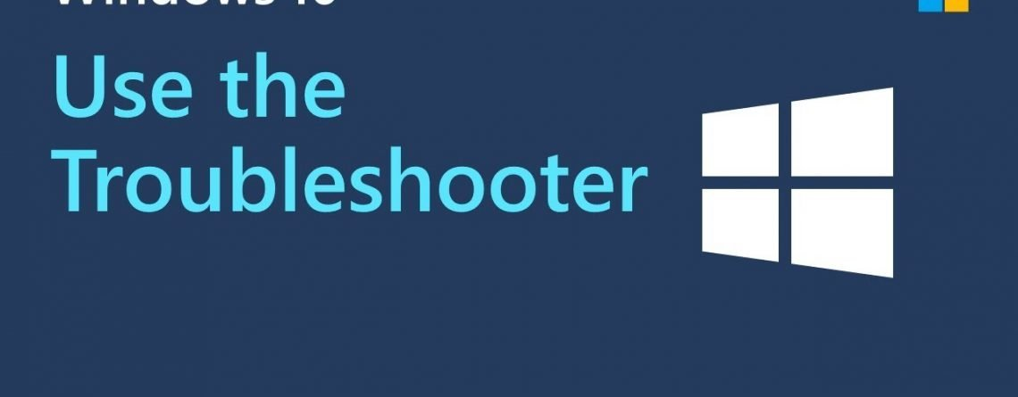 How to use the Windows Troubleshooter
