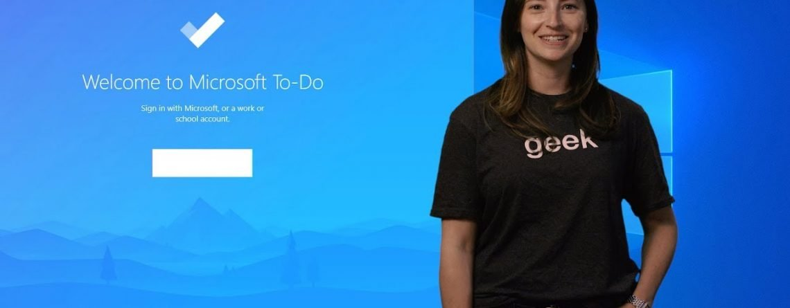 Managing your checklists with Microsoft To-Do