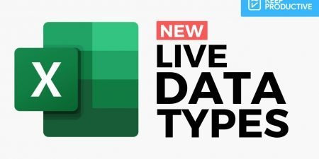 Microsoft Excel Data Types