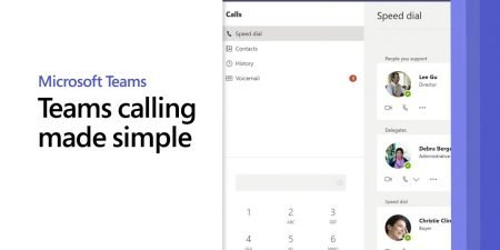 Microsoft Teams calling made simple