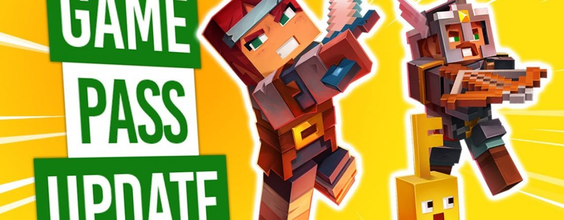 Minecraft Dungeons, Alan Wake + MORE Added   Xbox Game Pass Update May 2020