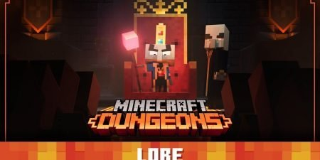 Minecraft Dungeons Diaries: Lore