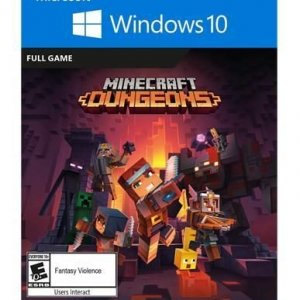 Minecraft Dungeons Windows 10