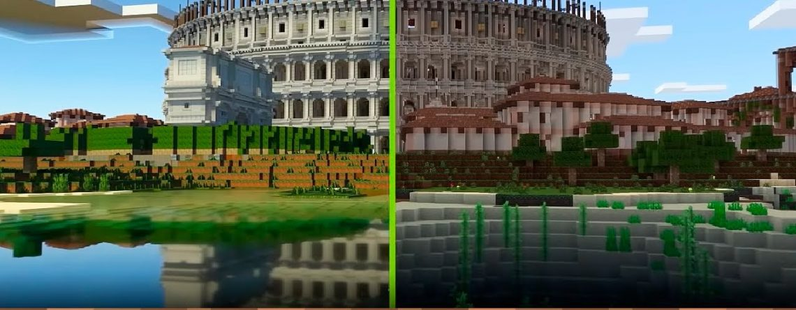Minecraft with Ray Tracing for Windows 10: Release Trailer