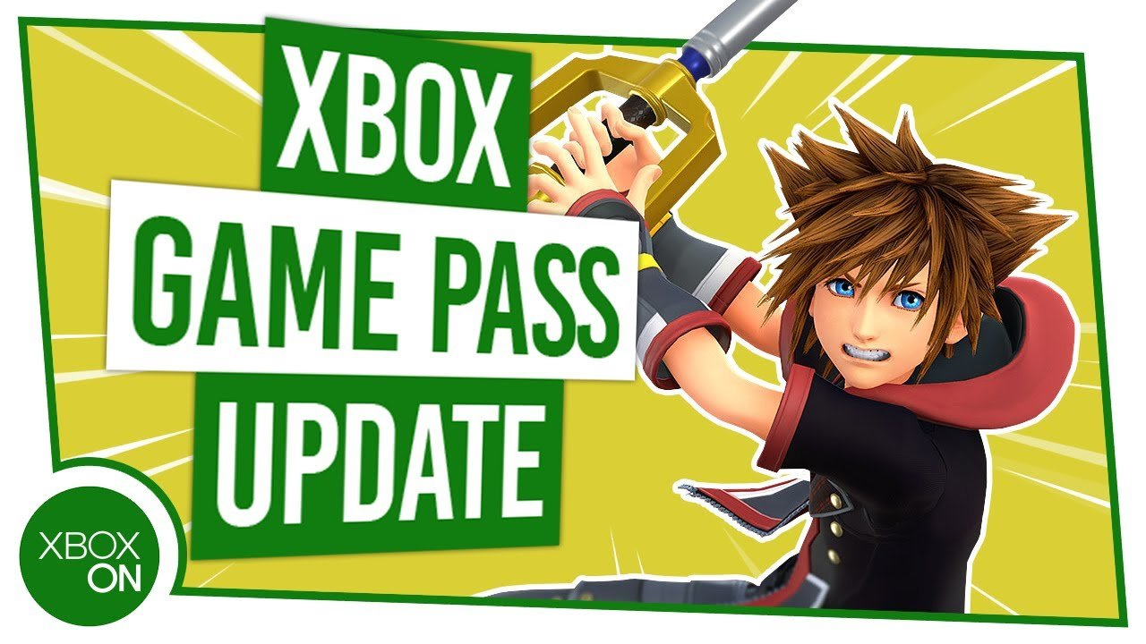 NEW Xbox Game Pass Update | Kingdom Hearts 3, Yakuza 0 + MORE