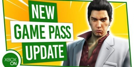 NEW Xbox Game Pass Update | Yakuza, Grounded, Gears Tactics + MORE