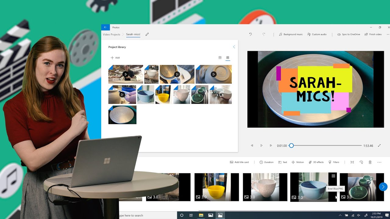 New features and updates in the Windows 10 Video Editor