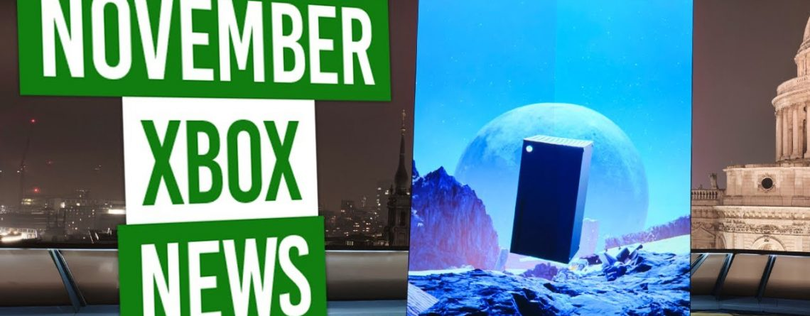 November's BIGGEST Xbox News | EVERYTHING You Might Have Missed