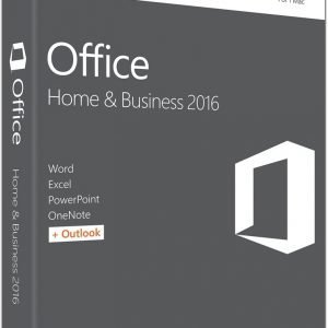 Office Home & Business 2016 Product Key - Mac
