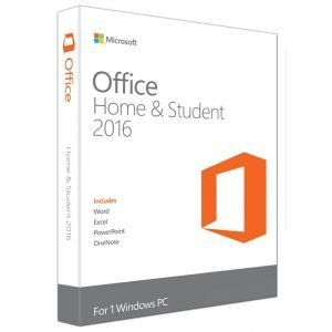 Office Home & Student 2016 Product Key - Windows PC