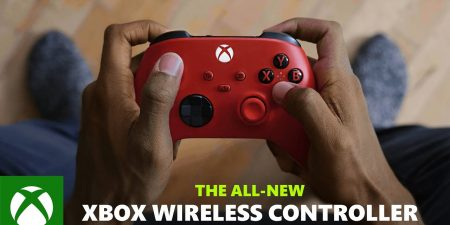 The All-New Xbox Wireless Controller