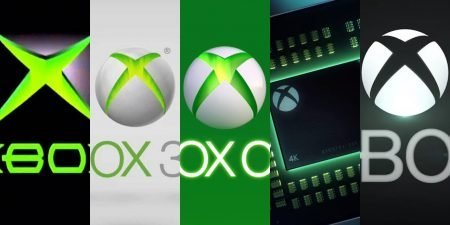 The Evolution of Xbox Boot Screens 2001 - 2020