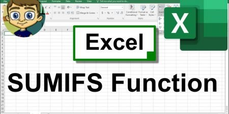 The Excel SUMIFS Function