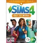 The Sims 4 Get To Work DLC Pack Origin PC-MAC – Download Code-min